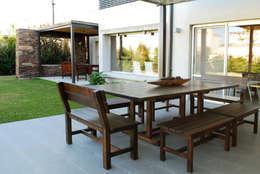 Terrace by LLACAY arquitectos