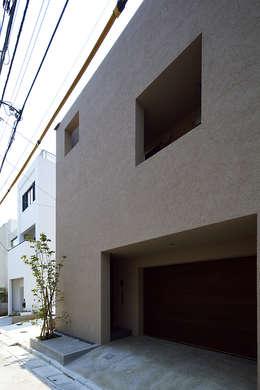 light well house: 株式会社廣田悟建築設計事務所が手掛けた家です。