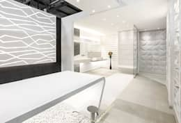 Ванные комнаты в . Автор – Gypsum S.r.l.