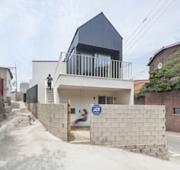 modern Houses by OBBA