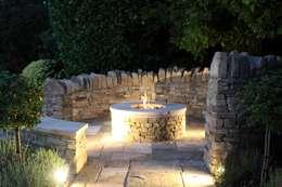 Jardines de estilo moderno por Bestall & Co Landscape Design Ltd