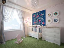 classic Nursery/kid's room by Decor&Design