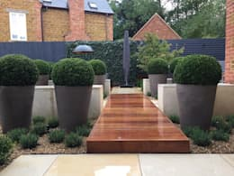 modern Garden by Inspired Garden Design
