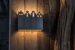 Lampen: moderne Kinderkamer door Kamer13a
