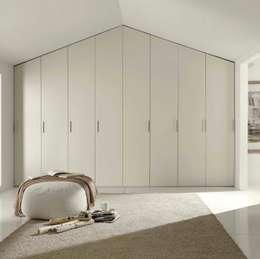 Projekty,  Sypialnia zaprojektowane przez CORDEL s.r.l.