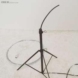 DIY 조명 만들기 : Studio501의  거실
