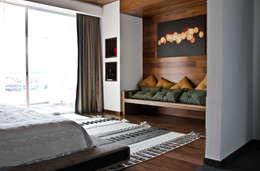 غرفة نوم تنفيذ STUDIOROCA