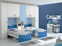 Dormitorios infantiles  de estilo  por Versat