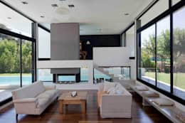 modern Living room by Remy Arquitectos