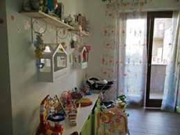 Quarto de crianças  por Francesca Ianni architetto