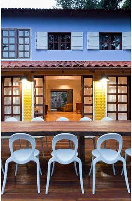 บ้านและที่อยู่อาศัย by MMMundim Arquitetura e Interiores