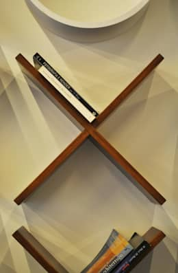 minimalistische Woonkamer door Produzioni Proietto