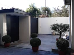 Casas de estilo moderno por CAXÁ studio