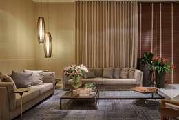 Livings de estilo moderno por Lider Interiores