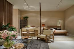 Salas de estilo moderno por Lider Interiores