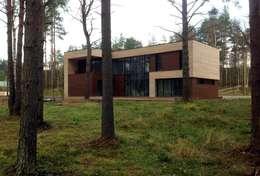 door  Aleksandr Zhydkov Architect