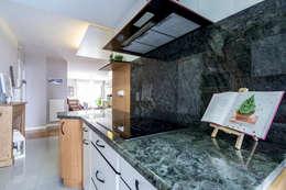 modern Kitchen by homify