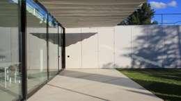 Casa Quintana: Casas de estilo moderno por Federico Marino