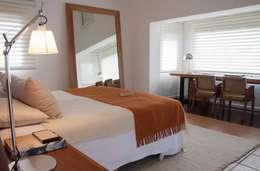 Textiles Guayruro y Guay: Dormitorios de estilo moderno por GUAYRURO