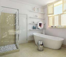 15 ideen f r dein neues badezimmer die kein verm gen kosten. Black Bedroom Furniture Sets. Home Design Ideas