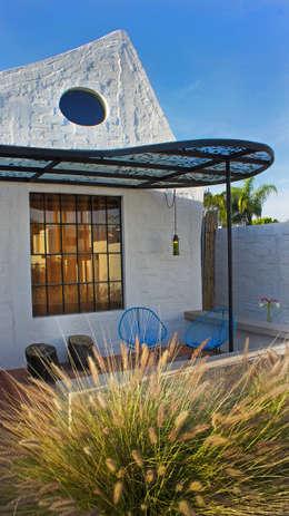 modern Houses by Juan Carlos Loyo Arquitectura
