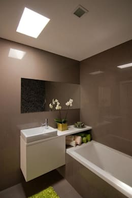 136F - Arquitectos 의  화장실