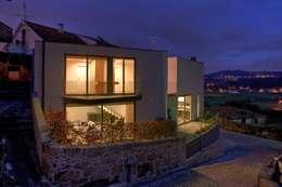 Casas de estilo moderno por 136F - Arquitectos