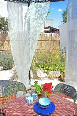 Casa Clemente: Terrazas de estilo  por Juan Carlos Loyo Arquitectura