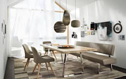 modern Dining room تنفيذ Wohndesign Maierhofer