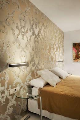 modern Bedroom by Pujol Iluminacion