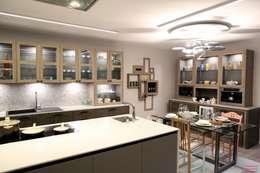 Diseño de Cocina en Casa Decor: Cocinas de estilo clásico de Línea 3 Cocinas Madrid