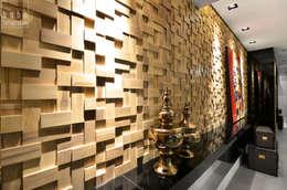 Comedores de estilo moderno por Tamara Rodriguez Aquitetura