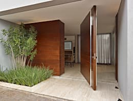 منازل تنفيذ Márcia Carvalhaes Arquitetura LTDA.