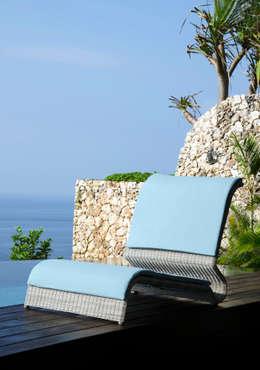 Projekty,  Ogród zaprojektowane przez Villa Tectona Ambiente GmbH