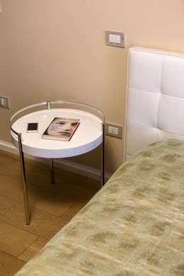 modern Bedroom by QUADRASTUDIO