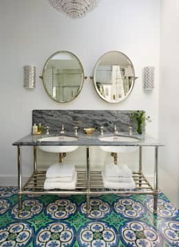 classic Bathroom by Drummonds Bathrooms