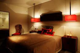 غرفة نوم تنفيذ Susana Camelo