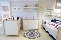 Dormitorios infantiles  de estilo  por INTERCASA MÓVEIS INFANTIS E JUVENIS
