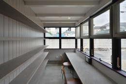 Phòng học/Văn phòng by Nobuyoshi Hayashi
