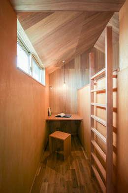 Oficinas de estilo moderno por Nobuyoshi Hayashi