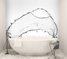 modern Bathroom by Demural