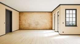 Salas de estilo escandinavo por makasa