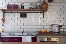 Cocinas de estilo  por It Woodwork
