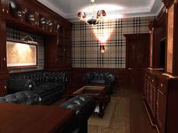 ООО 'Бастет': klasik tarz tarz Çalışma Odası