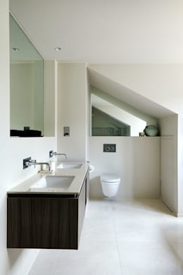 eclectic Bathroom by Studio Duggan