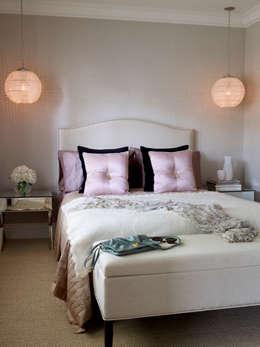 eclectic Bedroom by Studio Duggan