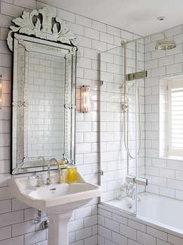 Salle de bain de style de style eclectique par Studio Duggan