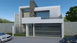 modern Houses by CouturierStudio