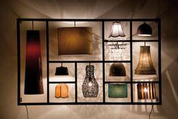 Parecchi Art House wandlamp - Kare Design: moderne Woonkamer door Robin Design