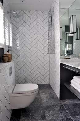 modern Bathroom by Studio Duggan